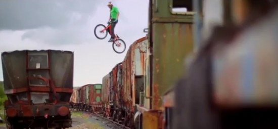 Danny Macaskill Inspired Bicycles Videos