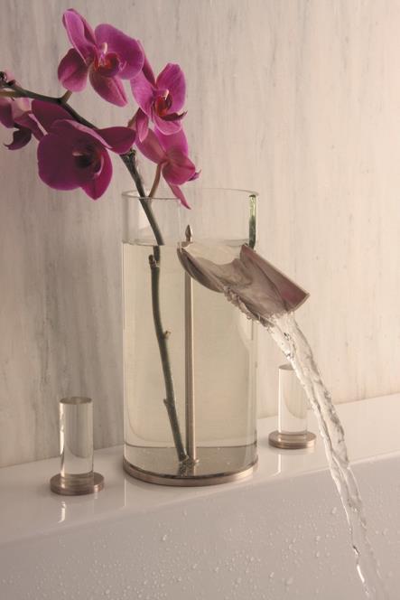 Flower Basin by Hego Waterdesign