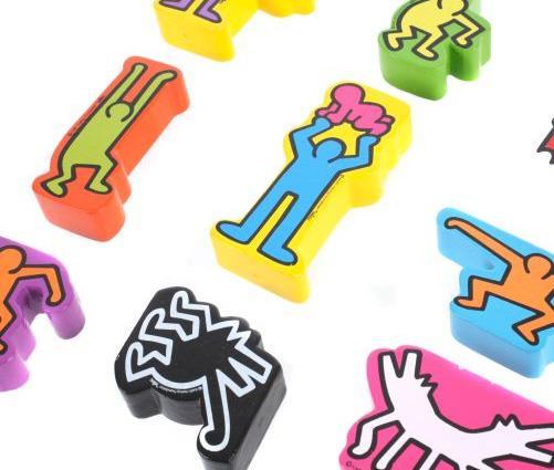Keith Haring Stacking Game