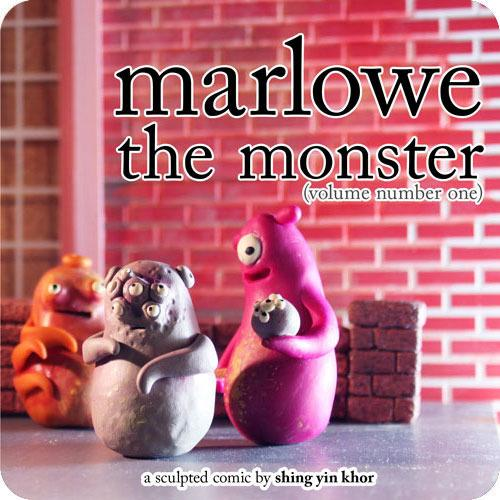 Marlowe the Monster by Shingyin