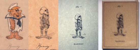 Barney Rubble © Michael Paulus