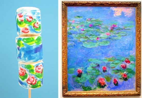 Monet Marshmallows © Meaghan Mountford