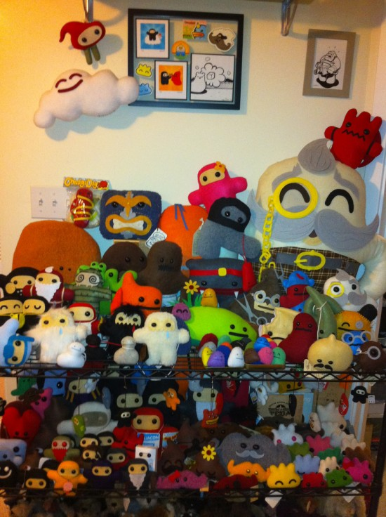 Shawnimals shrine