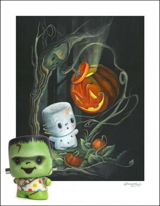 64Colors Halloween prints