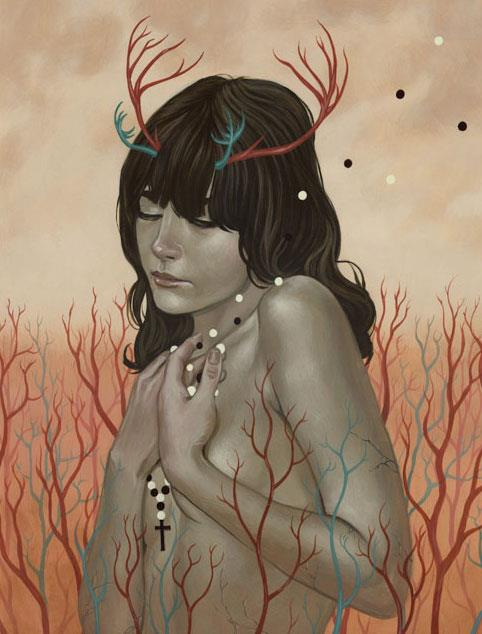 """Caribou"" by Casey Weldon"