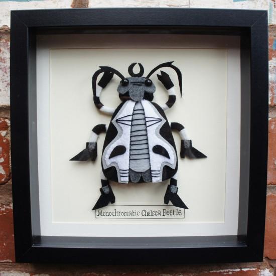 Chelsea Beetle © Felt Mistress