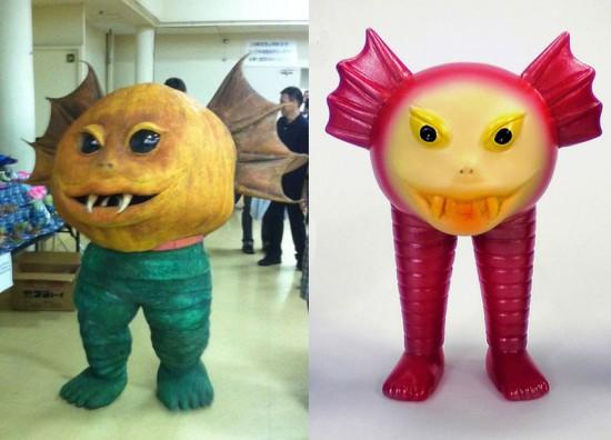 Real Life Ilanena Dai Kaiju Card Monster