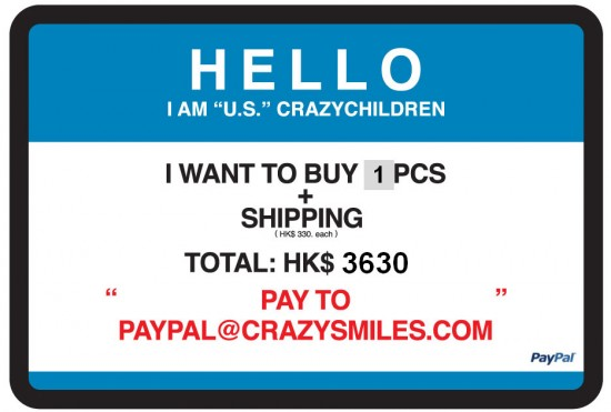 "Michael Lau - 12"" Crazy Children King - Child. F"