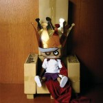 "Michael Lau - 12"" Crazy Children King - Child. F"