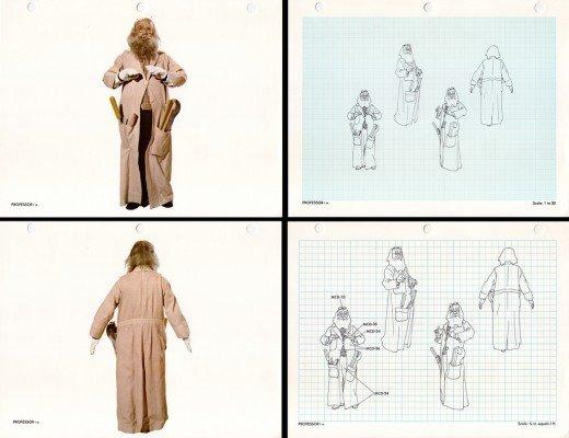 McDonaldlands characters 1970s