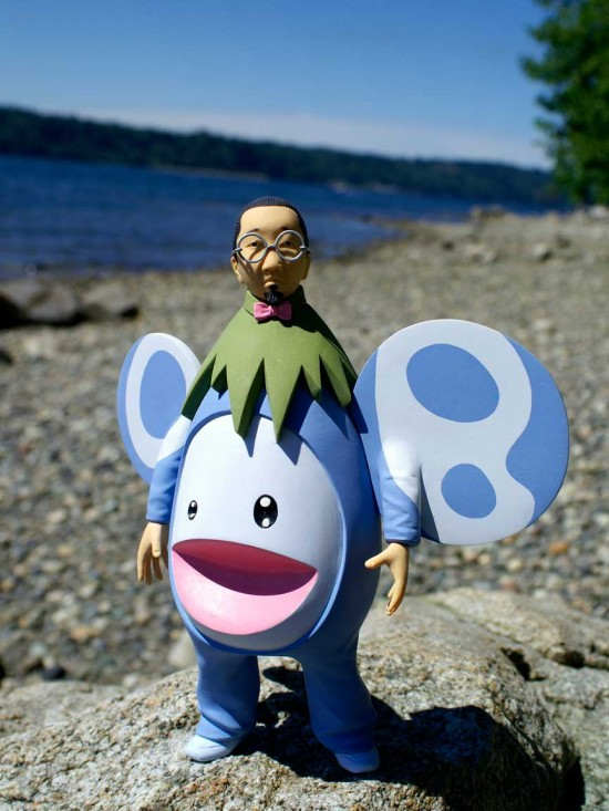 Takashi Murakami © Mike Leavitt