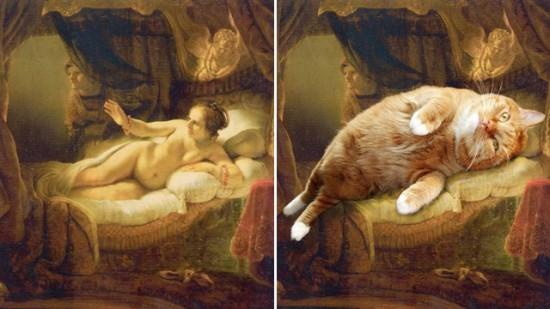 © Rembrandt x Deijirogu!