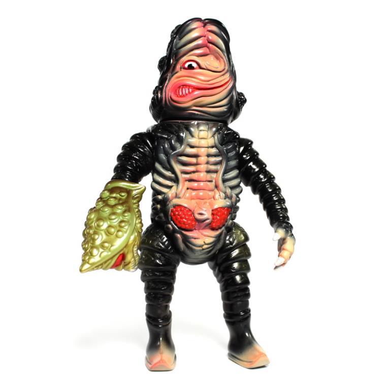 Salamander Joe Ape Phase by Paul Kaiju