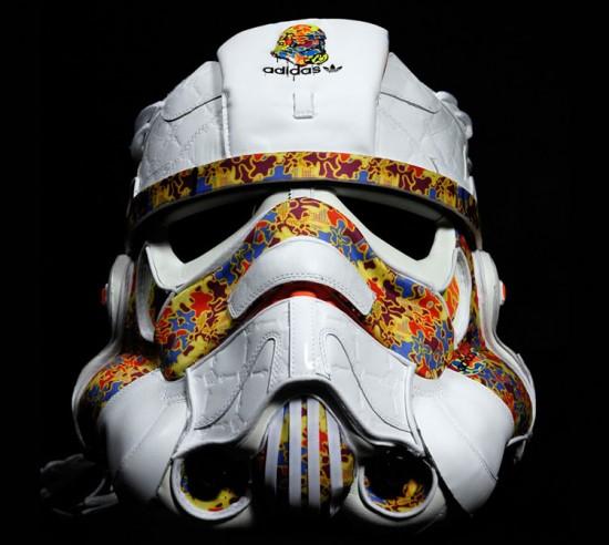 Stormtrooper Sneakers Helmet © Freehand Profit