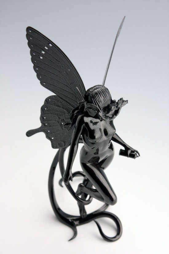 Aiko Lady Butterfly sculpture