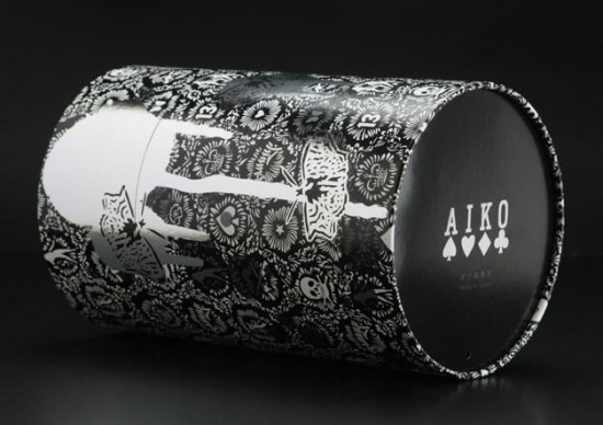 Aiko Lady Butterfly packaging