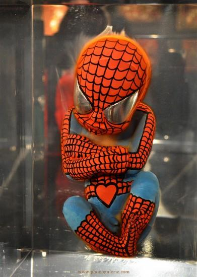 Fetal Spiderman