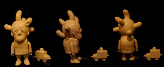 The Psychiatric Toy Art of Patient No. 6
