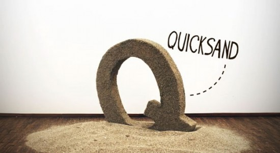 Q is for Quicksand