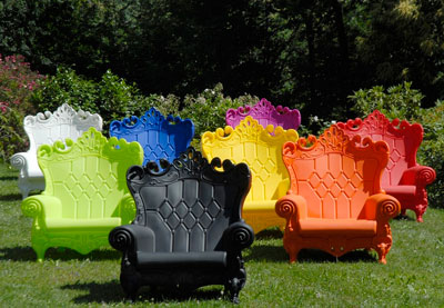 Queen of Love chairs