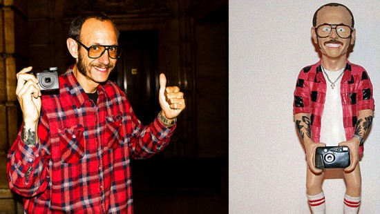 Terry Richardson Uncle York toy