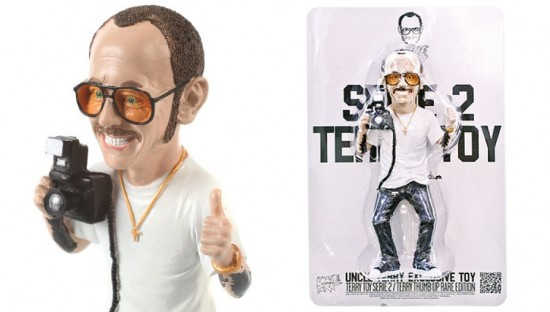 Terry Richardson toy by Uncle York