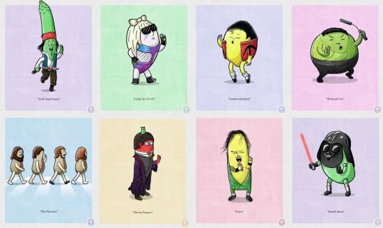 best vegetarian greeting cards