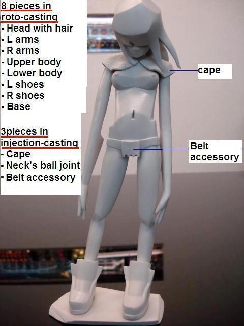 Kosplay parts by Ajee