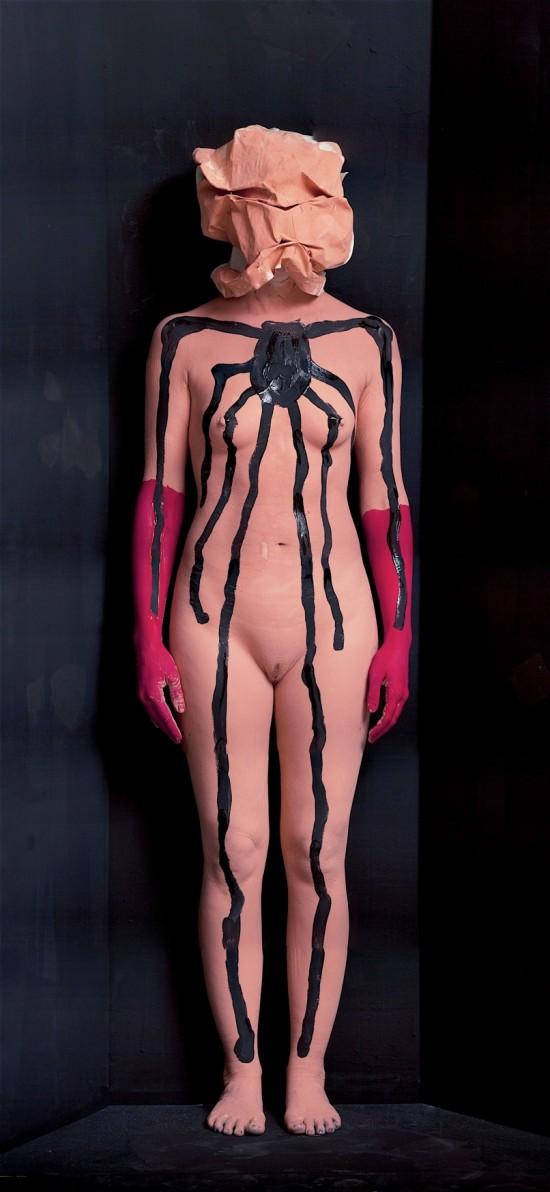 Louise Bourgeois © Olaf Breuning