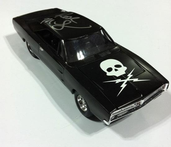 Death Proof model car