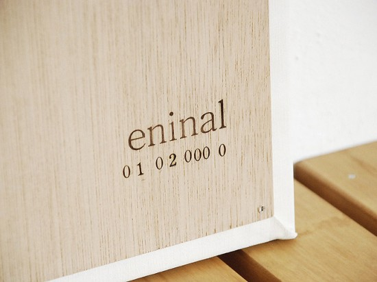 Eninal Frame by Fift