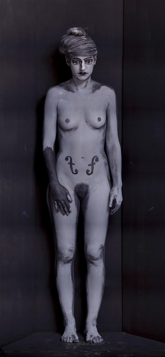 Man Ray © Olaf Breuning