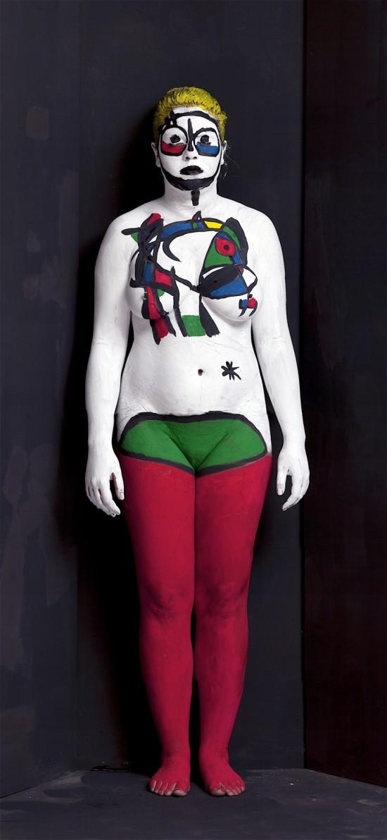 Joan Miro © Olaf Breuning