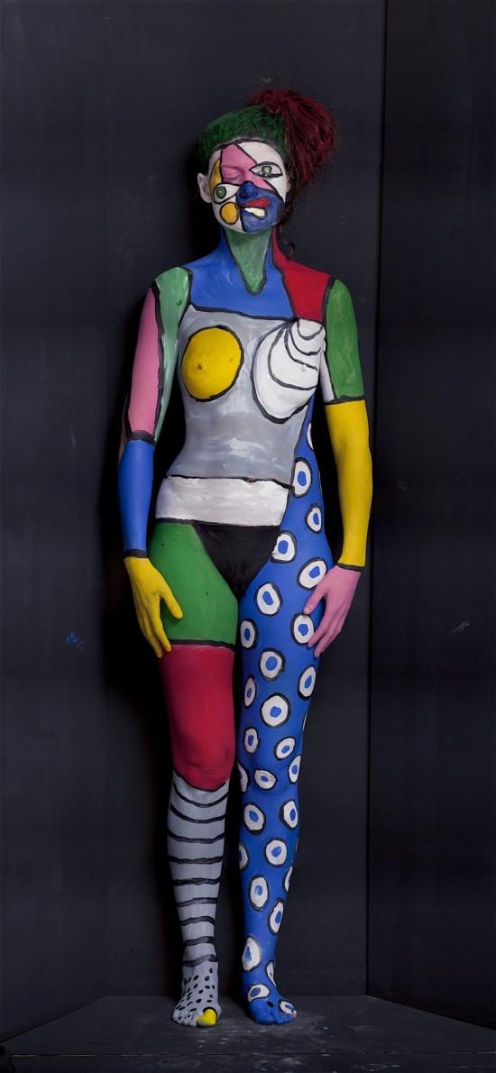 Pablo Picasso © Olaf Breuning