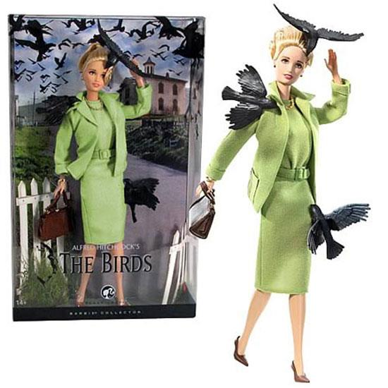 The Birds Barbie