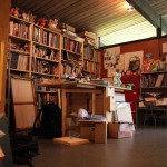 Tim Biskup's studio via Arrested Motion