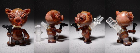 Elbo/Coyle Collab Munny Direct Injection Rig