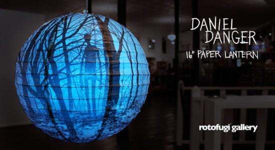 Daniel Danger Paper Lanterns