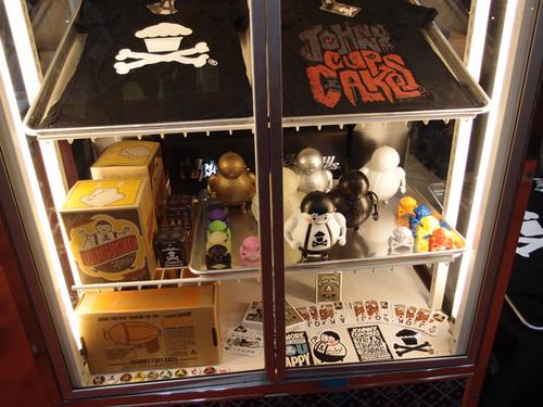 Johnny Cupcakes Big Kid vinyl at NYCC