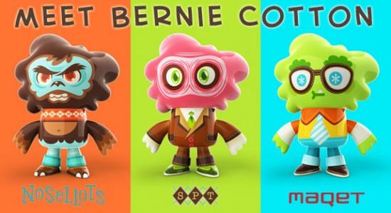 Bernie Cotton by Scott Tolleson & MAQET