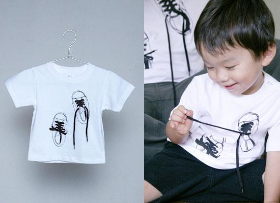 The Shoelace Shirt for Kids by Mrs. Noto