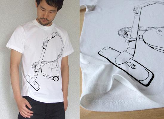 The Everyday T-shirts Vacuum Shirt by Mrs. Noto