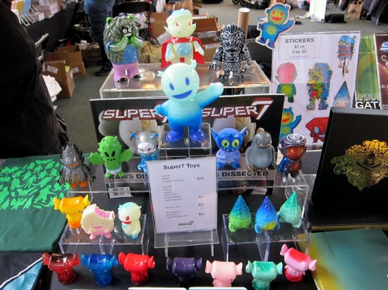 Super7 at APE