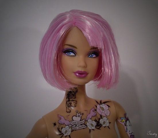 Tattoo Barbie Controversy!