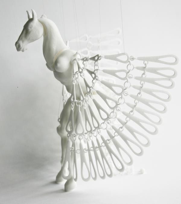 Beautiful 3d Printed Moving Sculptures By Michaella Janse