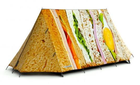 Picnic Perfect Tent by Field Candy