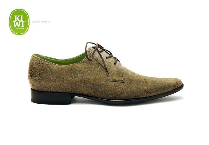 Kiwi footwear by Anton Repponen