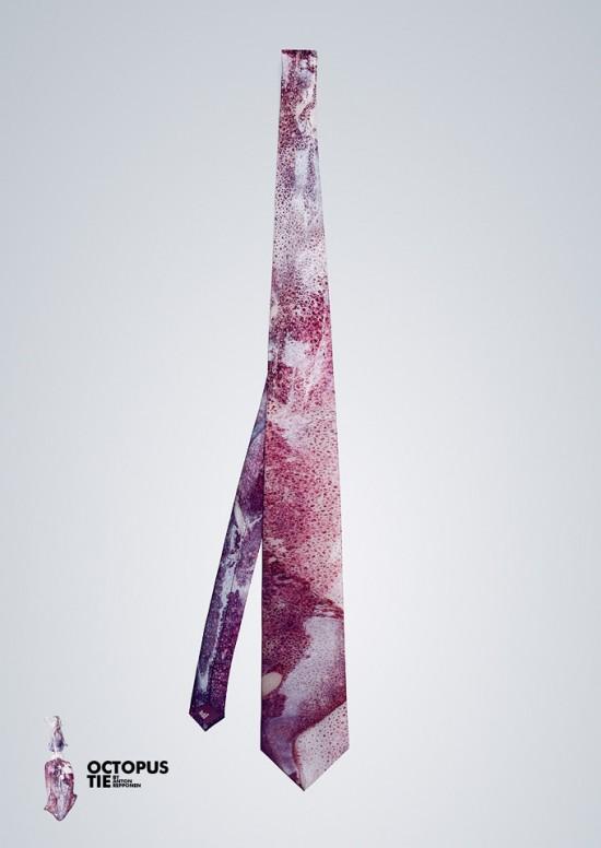 Octopus Tie © Anton Repponen