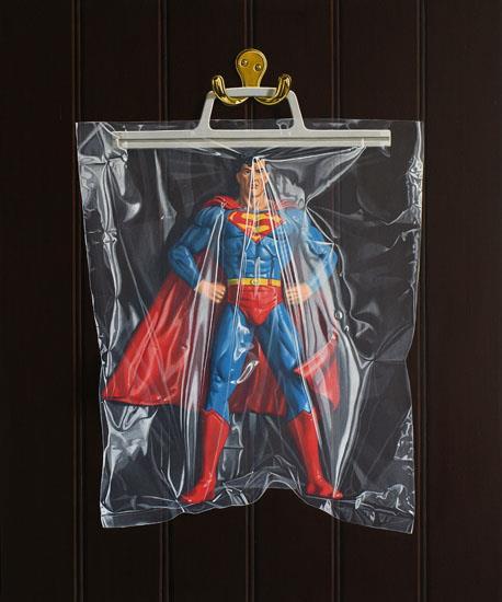 Clark Kent © Simon Monk