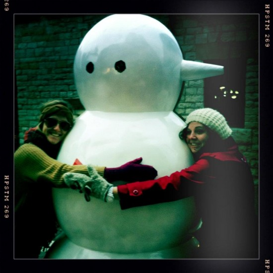 Budzzz Snowman by Team Macho